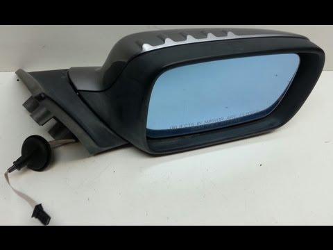 BMW e46 330ci 325ci Side View Mirror Removal 325ci 323ci Coupe