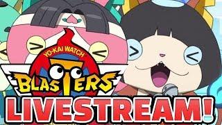 qr code yo kai watch blasters maginyan