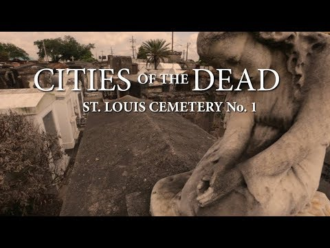 Visiting St. Louis Cemetery No. 1, final resting place of Voodoo queen Marie Laveau