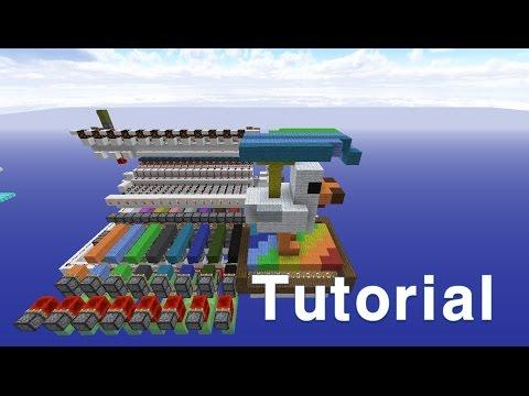 minecraft no command block 3D printer [Tutorial]