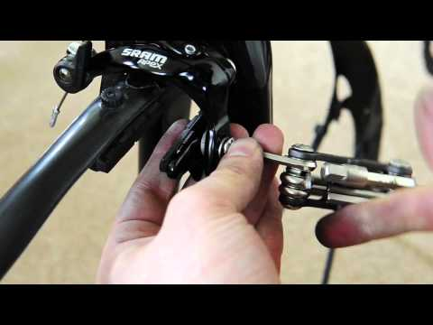 How To - Change Road Bike Brake Pads