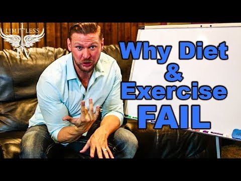 Exercise & Diet Are Worthless Without This - Weight Loss Mindset