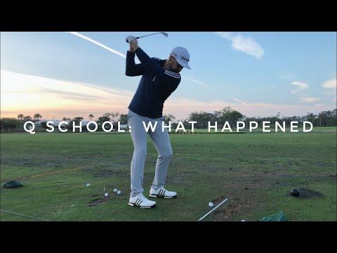 Q School: What Happened (Unedited)
