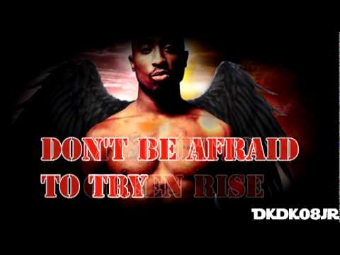 2Pac One Day At A Time Remix+Lyrics On Screen