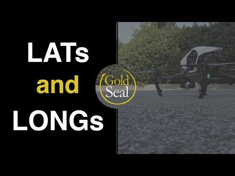 Part 107 Remote Pilot Test | Lats and Longs