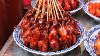 Chinese Street Food - Street Food In China - Hong Kong Street Food 2015