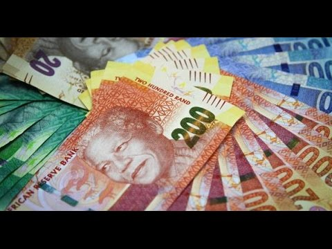 ✮✯ Money banknotes South Africa ✮✯ Денежные банкноты ЮАР
