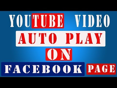 How to Make Youtube Videos Autoplay on Facebook/ Youtube tricks and tips