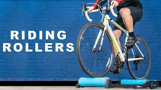 How Difficult are Bike Rollers?