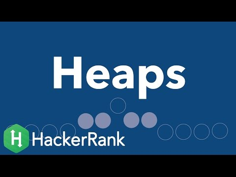 Data Structures: Heaps