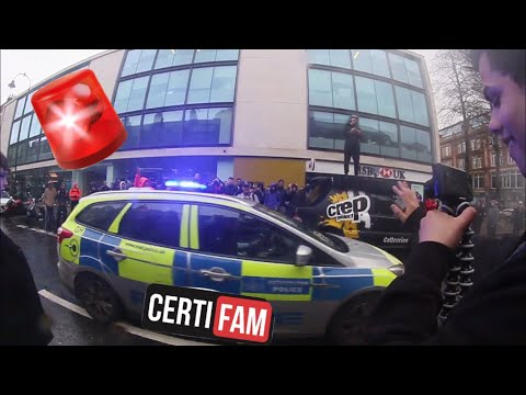 CERTIFAM MEET UP SHUTDOWN BY POLICE !