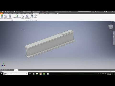 15-01 Stress Analysis Using Autodesk Inventor Professional