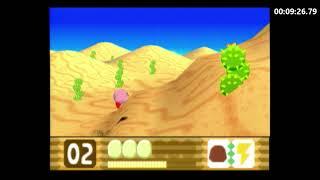 [WR] Kirby 64: The Crystal Shards - 100% speedrun - 1:08:18