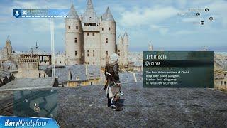 Assassin's Creed Unity - Nostradamus Enigma Walkthrough: Aquarius