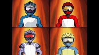 Idaten Jump Episode 34-To X Zone Again!