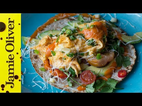 Beautiful Breakfast Tortillas | Jamie Oliver