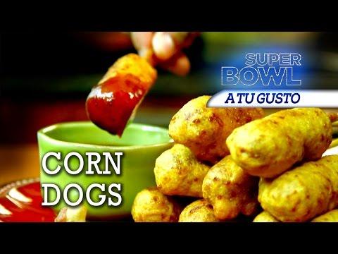 Corn Dogs, Super Bowl a tu Gusto - El Guzzi