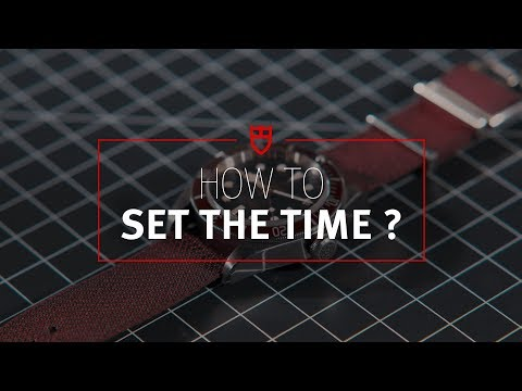 Tudor Tutorial #1: How To Set The Time?