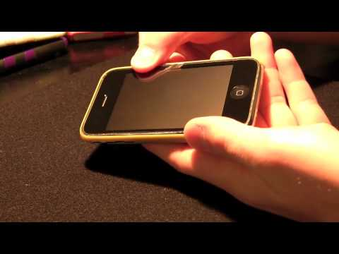 v. 2.0 How To: Properly Clean your iPhone 3GS or iPod Touch