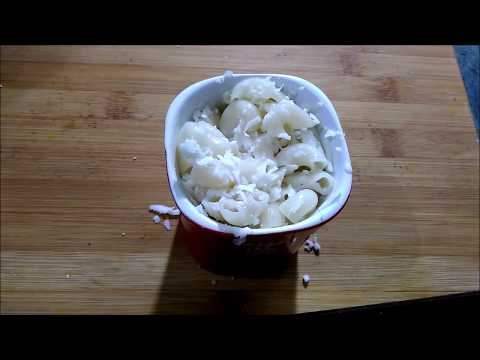 How to Make Easy Mac and Cheese - Microwave Recipe