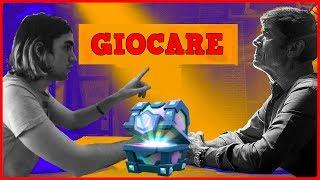 VOLARE PARODIA CLASH ROYALE - ROVAZZI - GIOCARE