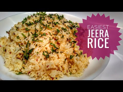 Jeera Rice Recipe In Hindi In Cooker By Indian Food Made Easy