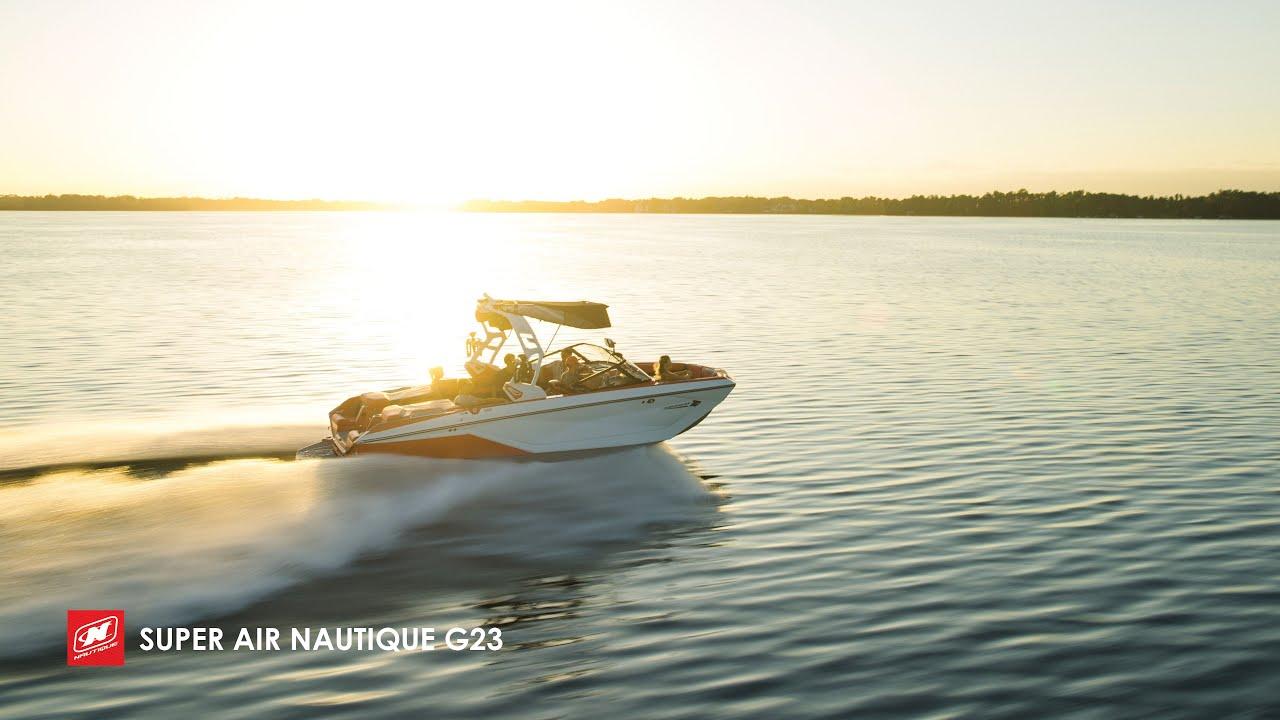 2021 Super Air Nautique G23