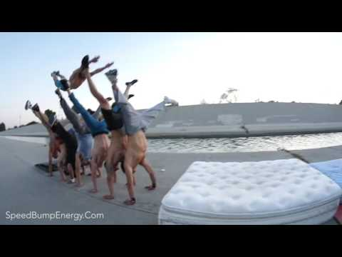 MATTRESS ATTACK: Bumped Up Acrobatics