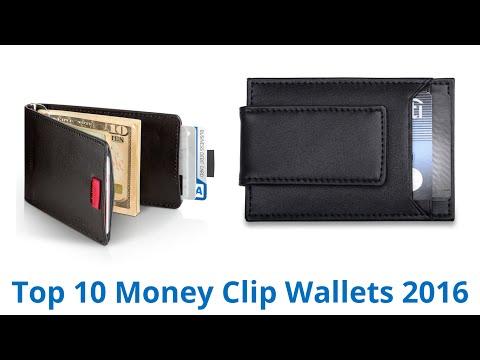 10 Best Money Clip Wallets 2016