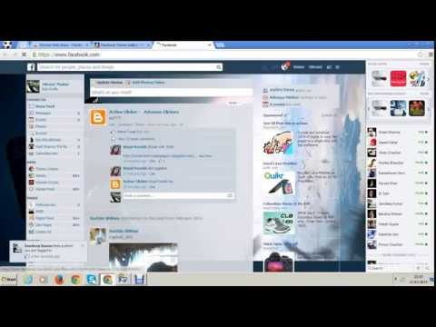 How to Change the Facebook Theme