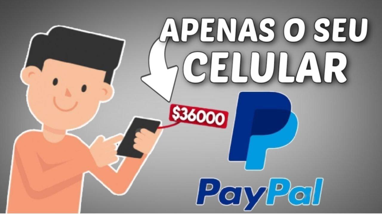 Ganhe dinheiro no piloto automático (truque grátis do PayPal)
