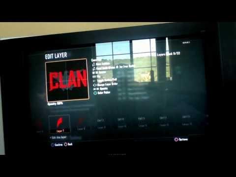 How to make cool clan emblem