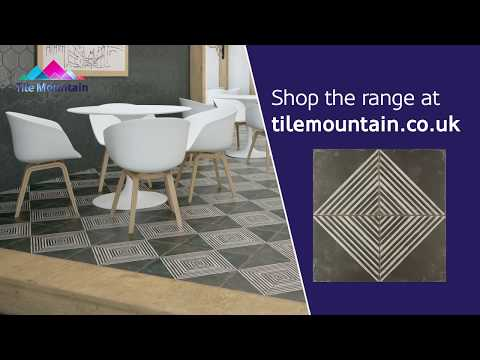 Quick Look: Rombos Rustic Patterned Floor Tile (443315) - Tile Mountain
