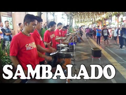 SAMBALADO - Angklung Malioboro (Pengamen Jogja) Lihat Lebih Dekat