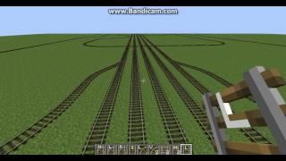 Minecraft Trains