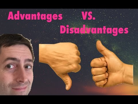 Do the advantages outweigh the disadvantages in this IELTS essay? Watch and find out!