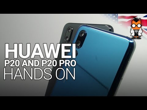Huawei P20 Pro Hands On - Finally, A Huawei phone to get excited about