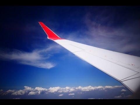(4K) Air Nostrum (Iberia) CRJ-1000 | Alicante to Madrid | Flight Video - IB8393