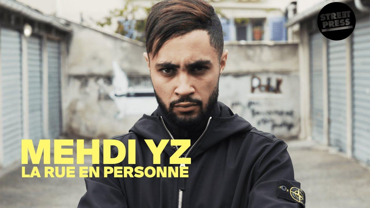 Mehdi YZ, la rue en personne | Documentaire