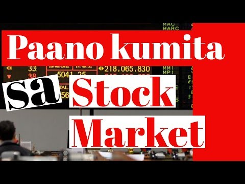 Paano Kumita sa Stock Market | How to Earn Money in the Stock Market