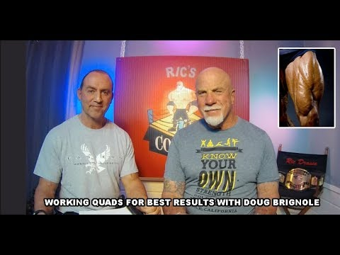 Leg Workouts  With Doug Brignole for Best Results