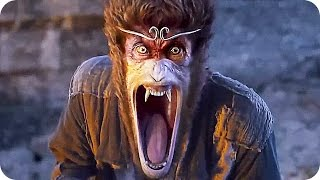 JOURNEY TO THE WEST 2 Teaser Trailer (2017) Chinese Fantasy Movie