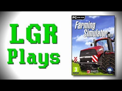 LGR Plays - Farming Simulator 2013