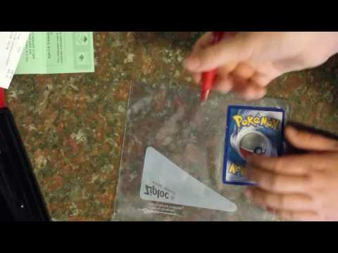 How to make a pokemon holder/case