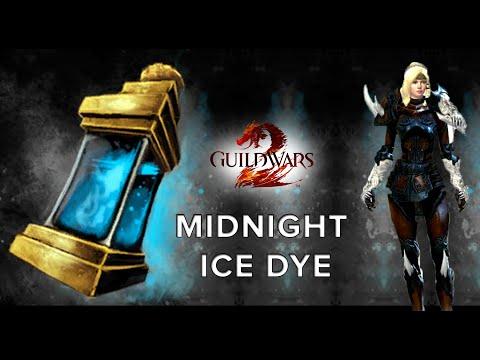Guild Wars 2 | Midnight Ice / White Dye