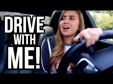 New Music Favorites Fall 2017 | DRIVE WITH ME!