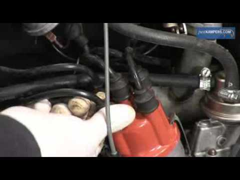 How To Replace the HT Leads on Your VW