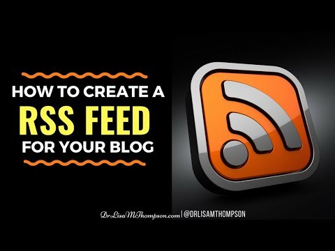 Simple Steps for Creating an RSS Feed for Your WordPress Blog