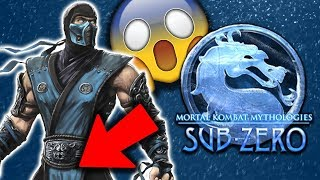 Franklin Plays MORTAL KOMBAT MYTHOLOGIES: SUB-ZERO