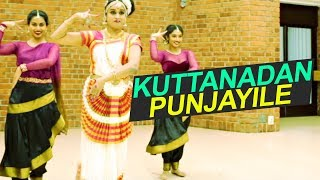 Kuttanadan Punjayile | Vidya Vox | Mohiniyattam & Waacking | Ridy Sheikh, Alen Chandran, Eliza Anam